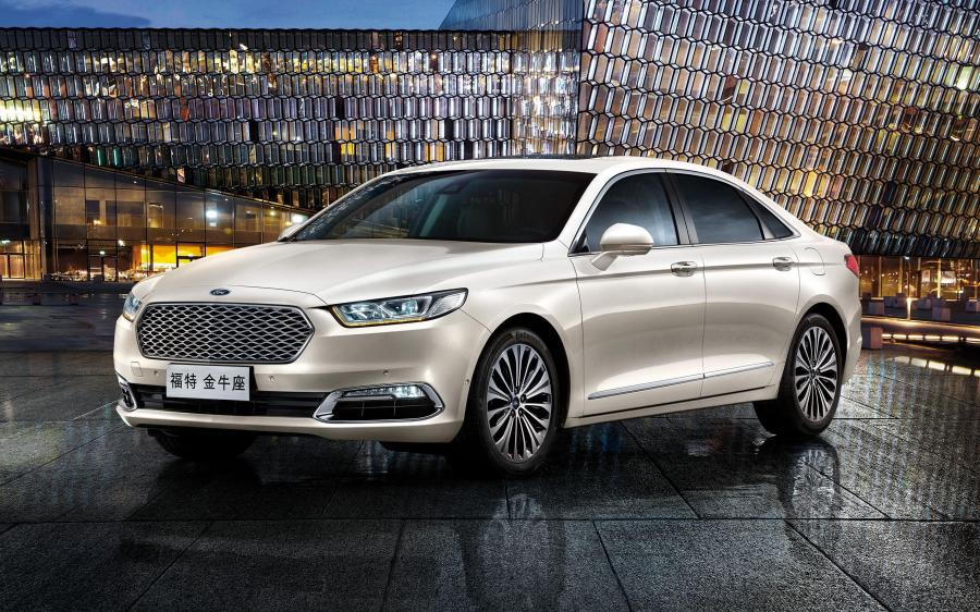 Ford Taurus LTD (CN) '2016
