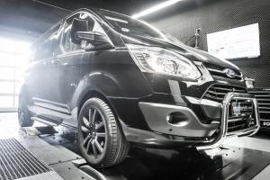 Ford Transit 2.2 TDCI by Mcchip-DKR