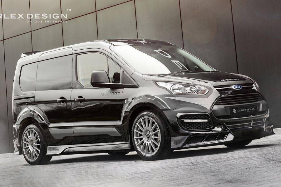 2016 Ford Transit Connect M-Sport by Carlex Design