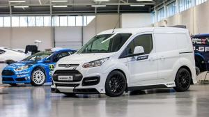 Ford Transit Connect M-Sport 2016 года