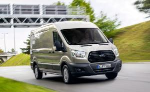 Ford Transit EcoBlue 2016 года