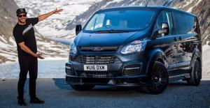 2016 Ford Transit Ken Block Limited Edition