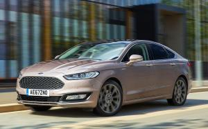 2016 Ford Vignale Mondeo Hatchback (UK)