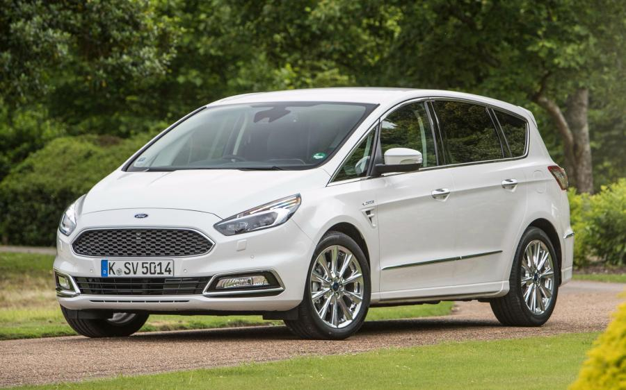 Ford Vignale S-Max (UK) '2016