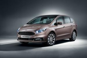 Ford Vignale S-Max 2016 года