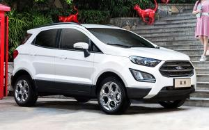 2017 Ford EcoSport S (CN)