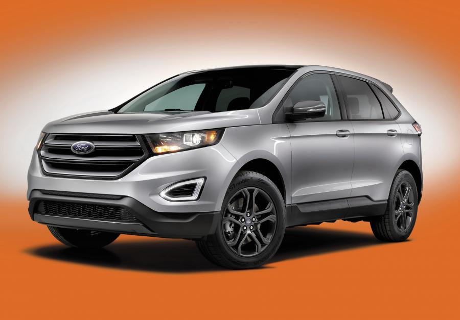 Ford Edge SEL Sport Appearance Package (NA) '2017