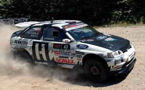 2017 Ford Escort RS Cosworth Rally Car Hoonigan