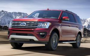 Ford Expedition FX4 2017 года