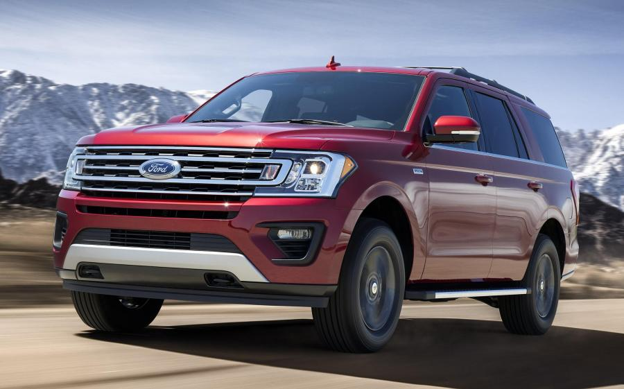 2017 Ford Expedition FX4