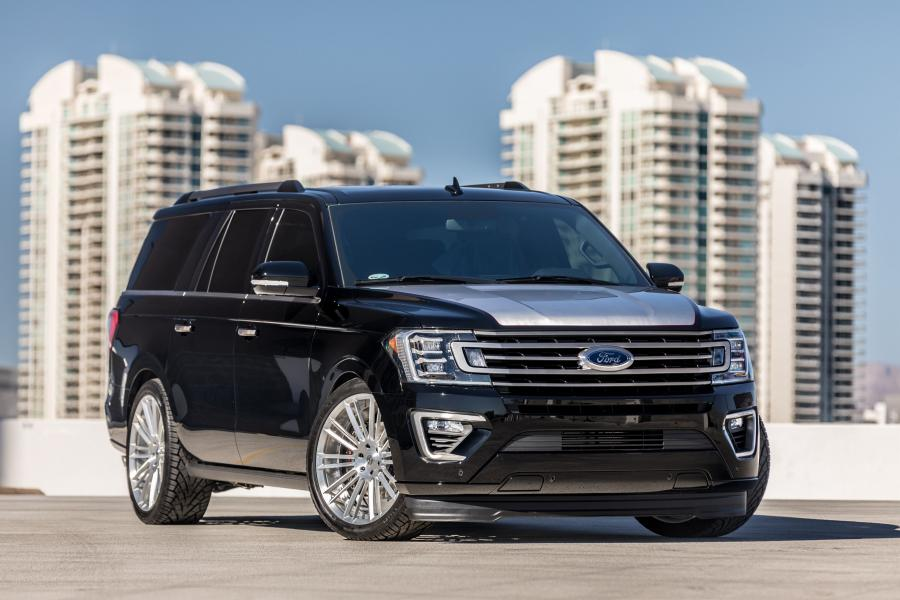 2017 Ford Expedition by CGS