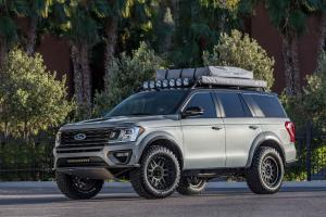 Ford Expedition by LGE 2017 года