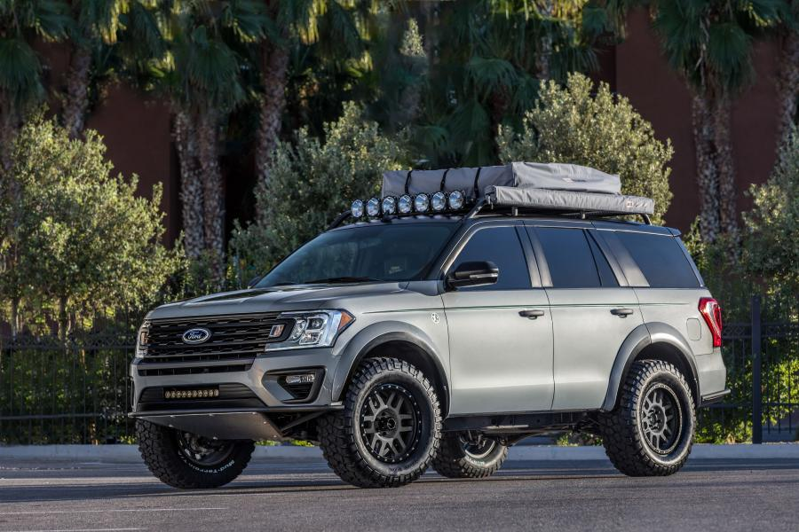 2017 Ford Expedition by LGE