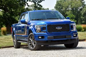 2017 Ford F-150 Lariat SuperCrew Special Edition Package