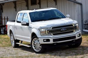 2017 Ford F-150 Limited SuperCrew
