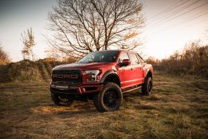 2017 Ford F-150 Raptor EcoBoost HP520 by GeigerCars