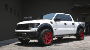 Ford F-150 Raptor SVT by RACE! on ADV.1 Wheels (ADV6 M.V2 SL) 2017 года