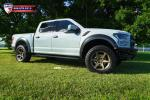 Ford F-150 Raptor by EVS Motors on ADV.1 Wheels (ADV6 M.V1 SL) 2017 года