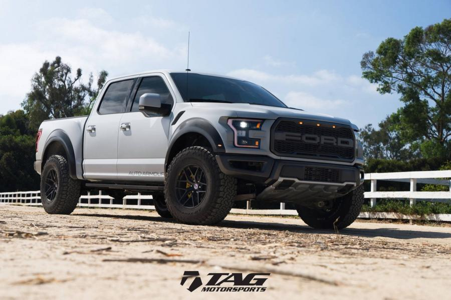 Ford F-150 Raptor by TAG Motorsports on HRE Wheels (P161)