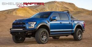 Ford F-150 Shelby Baja Raptor 2017 года