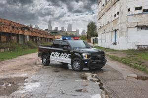 2017 Ford F-150 Special Service Vehicle SuperCrew