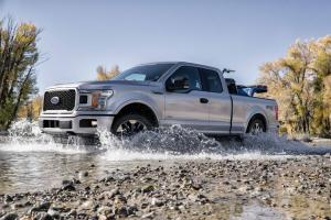 2017 Ford F-150 XL SuperCab STX Appearance Package