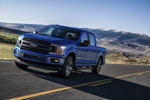 2017 Ford F-150 XLT SuperCrew Sport Appearance Package