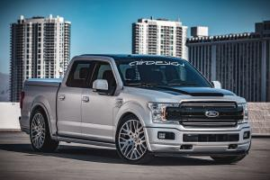 Ford F-150 by Air Design 2017 года