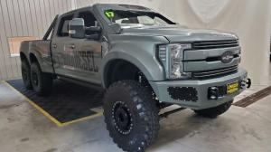 2017 Ford F-550 Super Duty 6x6 Indomitus by Diesel Brothers