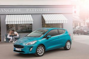 Ford Fiesta 3-Door