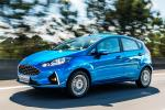 Ford Fiesta SEL 2017 года