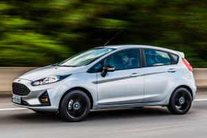 2017 Ford Fiesta Style