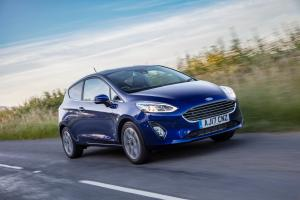 Ford Fiesta Titanium 3-Door