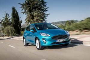 2017 Ford Fiesta Titanium 3-Door