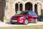Ford Fiesta Titanium 5-Door 2017 года