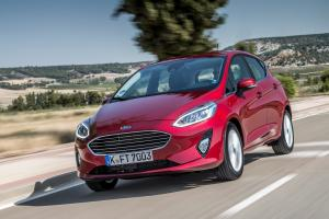 Ford Fiesta Titanium 5-Door