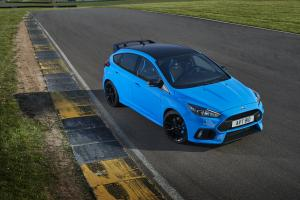 Ford Focus RS Option Pack 2017 года