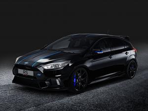 2017 Ford Focus RS Performance Parts