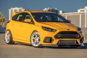 Ford Focus RS by UTI 2017 года
