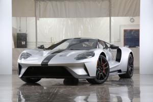 2017 Ford GT Competition