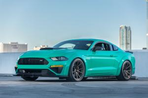 2017 Ford Mustang 729 by Roush