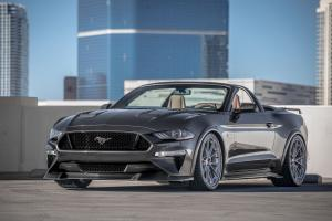 2017 Ford Mustang Convertible by Speedkore
