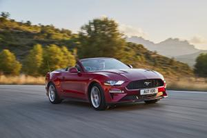 2017 Ford Mustang EcoBoost Convertible