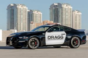 Ford Mustang Fastback by Dragg 2017 года