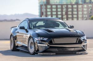 Ford Mustang Fastback by Tucci