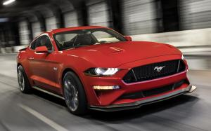 Ford Mustang GT Performance Pack Level 2 2017 года