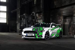Ford Mustang GT SF600R by Schropp Tuning 2017 года