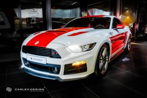 2017 Ford Mustang GT Stage II by Roush and Carlex Design