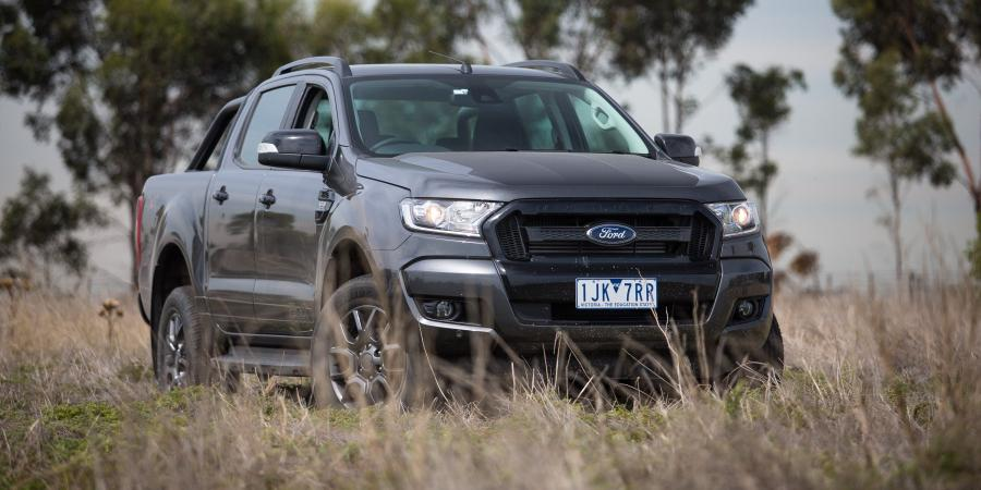 Ford Ranger Double Cab FX4