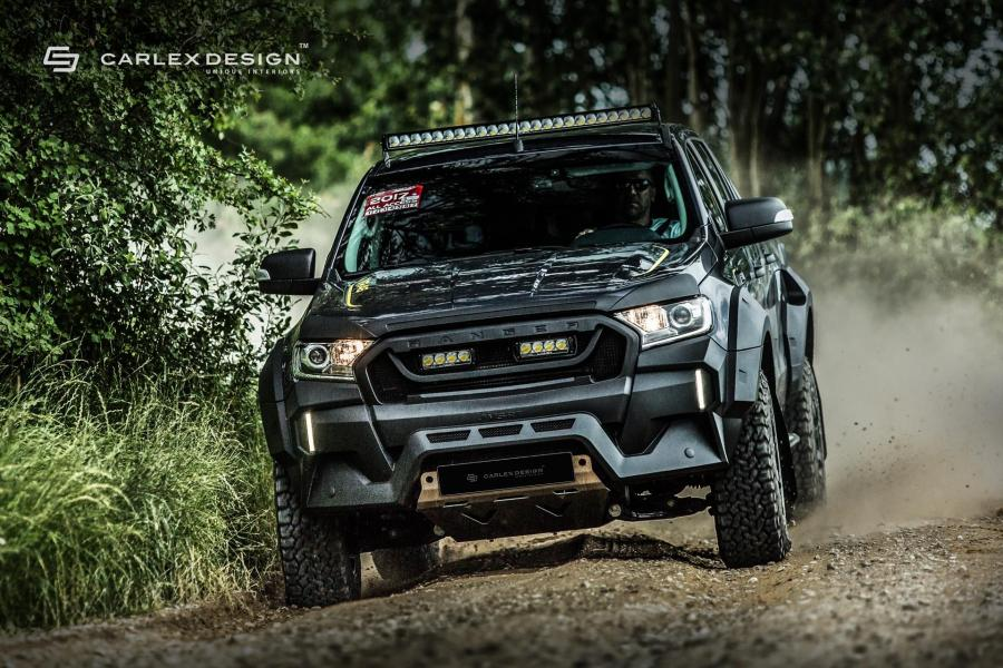 Ford Ranger Double Cab FX4 VR/46 by MS-RT and Carlex Design